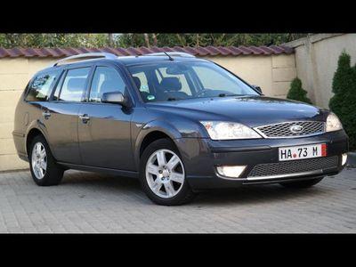 second-hand Ford Mondeo ghia facelit euro 4 - an 2006, 2.0 tdci (diesel