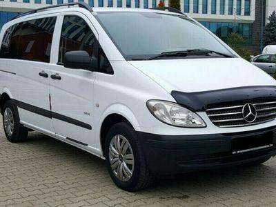 second-hand Mercedes Vito 111 CDi 2.2 CDi 136 Cp 2010 Euro 5 8+1 Locuri