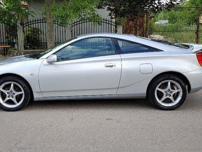 second-hand Toyota Celica 2001, 1.8i, 6 trepte, Coupe, recent adusa