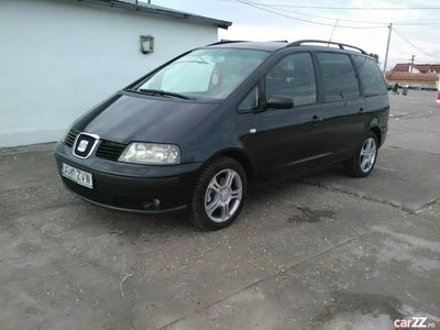second-hand Seat Alhambra an 2005 19tdi. 131 cp