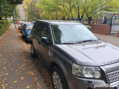 second-hand Land Rover Freelander 2009, automat 6 trepte, primul proprietar
