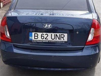 brugt Hyundai Accent 1.5 crdi 2008 115cp