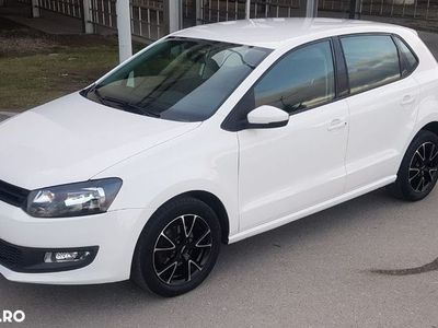used VW Polo V