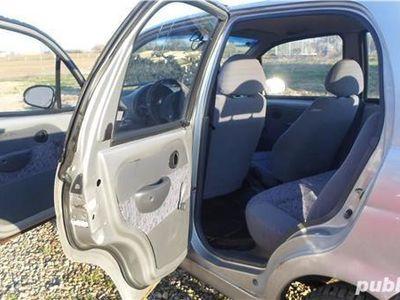 second-hand Chevrolet Matiz