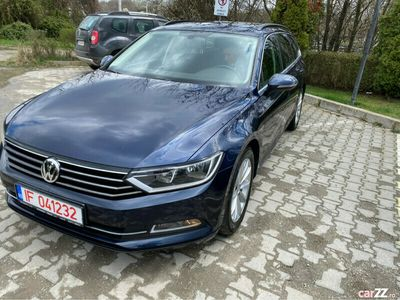 second-hand VW Passat 2016 Businessline / 2.0 TDI / 150 CP