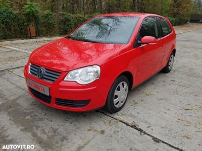 second-hand VW Polo 1.4