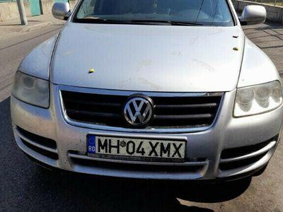 second-hand VW Touareg 2.5 bac