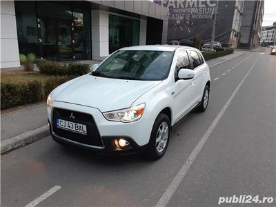 second-hand Mitsubishi ASX