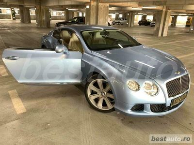 second-hand Bentley Continental GT 6.0i W12 4x4 cp-575 2013