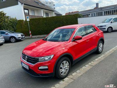 second-hand VW T-Roc 1.0TSI, an 2018, Euro6 Plus