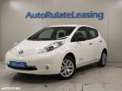 used Nissan Leaf din 2015