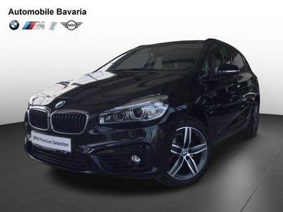 second-hand BMW 218 2 Series Active Tourer i Sport Line