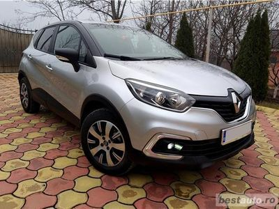 second-hand Renault Captur septembrie 2018 90 Tce 5 ani garantie - 12.650 eur FIX
