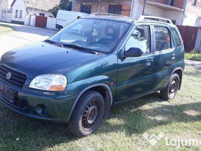second-hand Suzuki Ignis an 2000 4×4 permanent