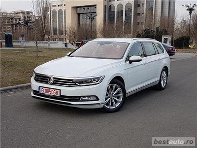 brugt VW Passat B8