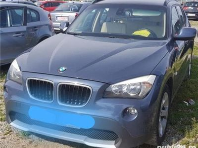 second-hand BMW X1 177cp Navigatie