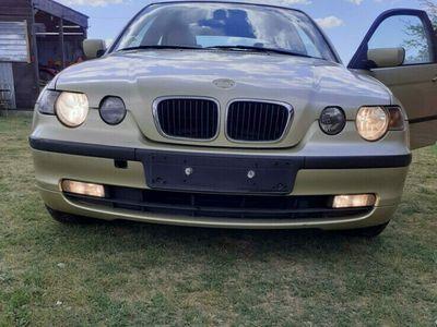 second-hand BMW 316 Compact e46 2002
