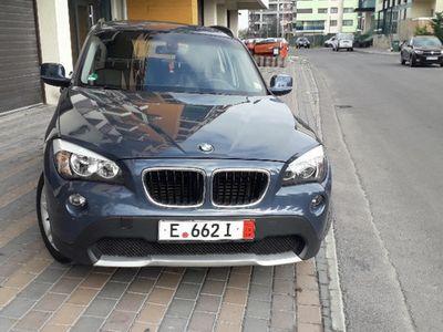 second-hand BMW X1 4X4-navigatie