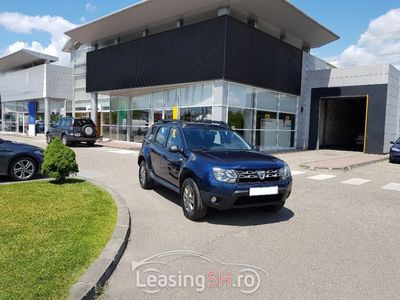 second-hand Dacia Duster din 2017