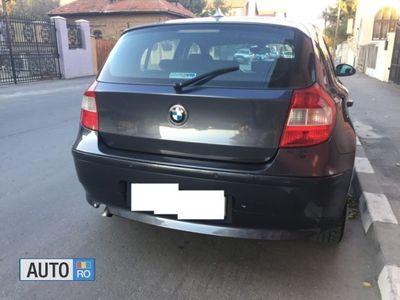 second-hand BMW 120 163cp 6+1 trepte schimb