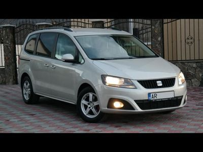 second-hand Seat Alhambra EURO 5, 2.0 TDI Diesel, an 2011
