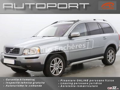 second-hand Volvo XC90 d5 awd summum 7l geartronic // rate fara avans//