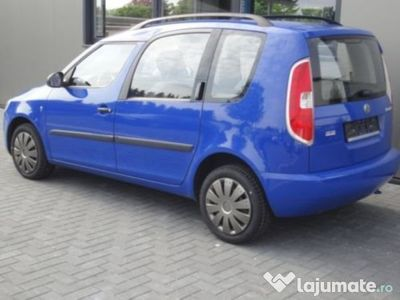 second-hand Skoda Roomster  1.4 tdi 125.000 km