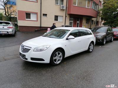 second-hand Opel Insignia 2.0 Diesel 131 Cp 2011 Carte Service 185.000
