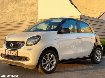second-hand Smart ForFour 52