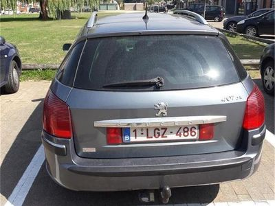 second-hand Peugeot 407