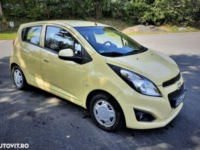 second-hand Chevrolet Spark 1.0