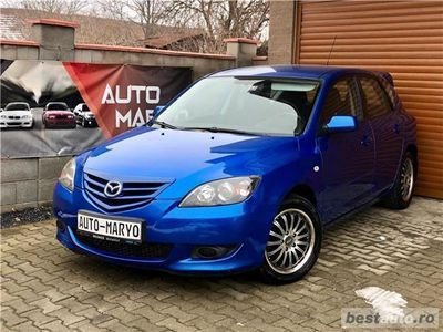brugt Mazda 3 1.6d Model 2005 Euro 4