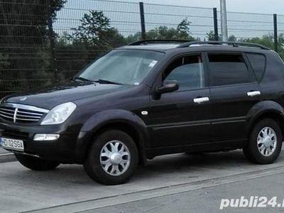 second-hand Ssangyong Rexton Autoutilitara N1