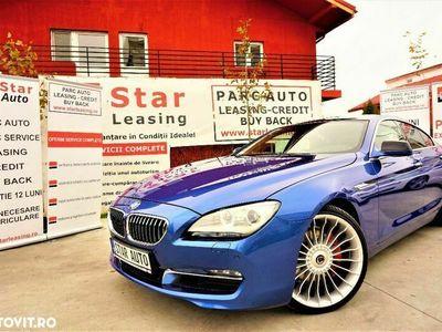 second-hand BMW 640 Seria 6 d