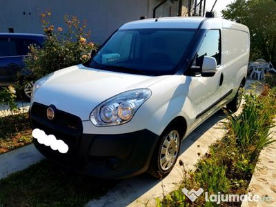 second-hand Fiat Doblò maxi 1.6 diesel, cutie 6 trepte, AC