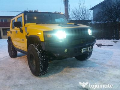 second-hand Hummer H2 Pick up / Bena/ Platforma/ Gpl