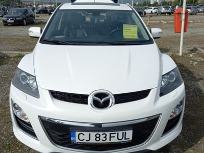 second-hand Mazda CX-7 2011