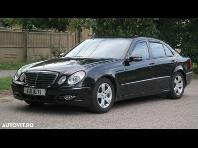 second-hand Mercedes E320 Avangarde - an 2007, 3.0 cdi V6 (Diesel)