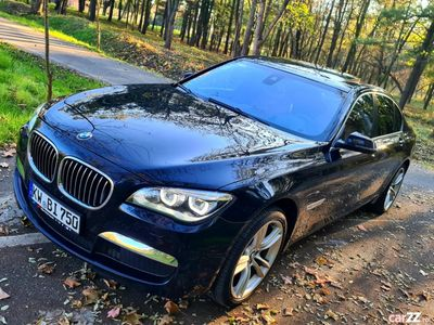 second-hand BMW 750L xd