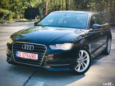 second-hand Audi A3 • EURO 6 • 2015 • Attraction