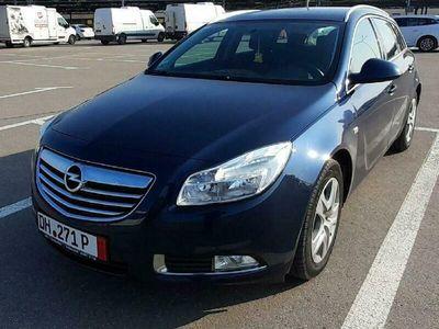 second-hand Opel Insignia 2011 2.0 Diesel euro 5 Navigatie Senzori parcare