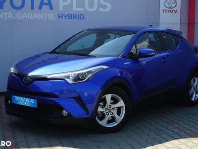 second-hand Toyota C-HR
