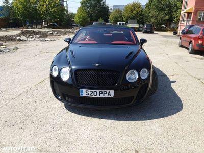 second-hand Bentley Continental GTC