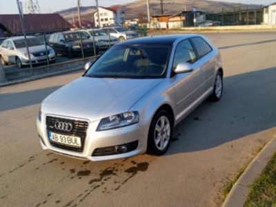 second-hand Audi A3 face lift
