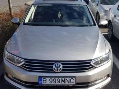 second-hand VW Passat B8 2016