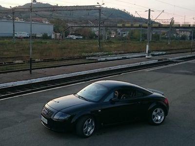 second-hand Audi TT Quattro 225CP