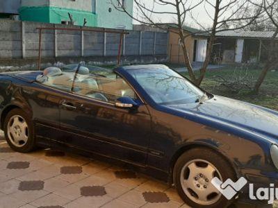 second-hand Mercedes CLK200 cabrio benzina gpl