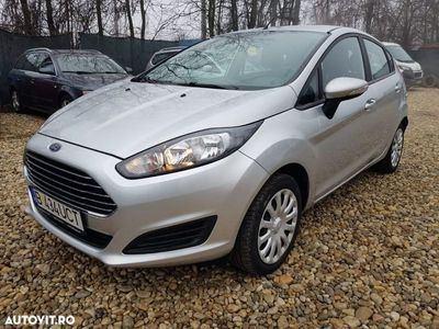 second-hand Ford Fiesta Mk7