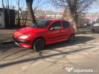 second-hand Peugeot 206 2007 Euro 4!!