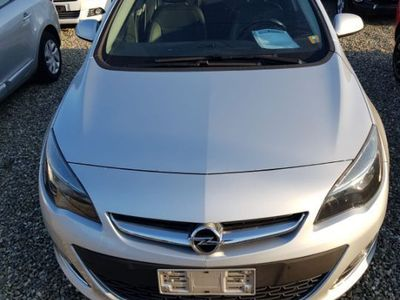 second-hand Opel Astra Sports